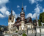 10 May – Garden Party at Peles Castle