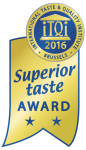 Superior Taste Award for Luna Solai walnut oil pressed cold