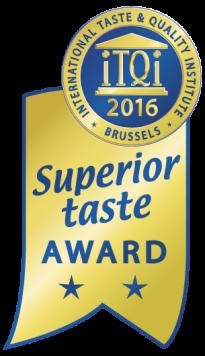 Superior Taste Award for Luna Solai walnut oil pressed cold