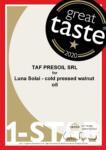 certificat-great taste-2020-ulei-de-nuca